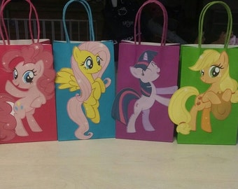 my little pony gift bags