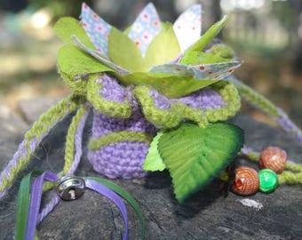 small Messenger Elf door amulet version candy box
