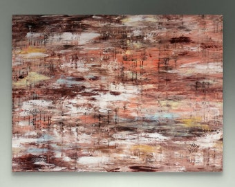 Original acrylic painting modern painting canvas pictures acrylic