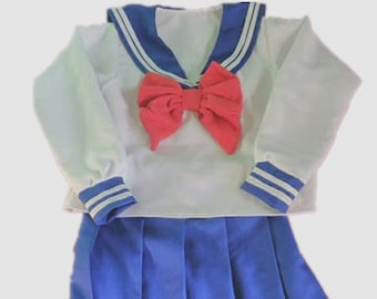Sailor Moon Cosplay School