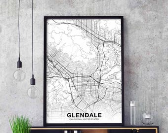 Glendale california Etsy