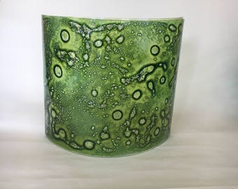 Fused Glass Light Catcher/Candle Shade