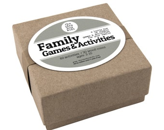 Family Games & Activities, Family Game Night, Family Activities, Games for Families, Family Fun Night, Games Family Night, Playgroup Ideas