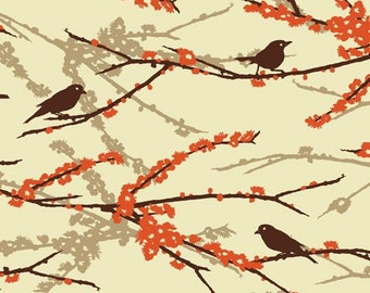 Aviary 2 - Sparrows in Bark by Joel Dewberry - you choose the cut