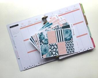 Just Peachy Sticker Kit