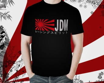 JDM - Racing Spirit - レーシングスピリット- Limited Edition - For man and Woman