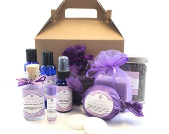 Lavender Gift Set, Lavender Gift Collections
