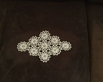 Knitting lace 25 sm