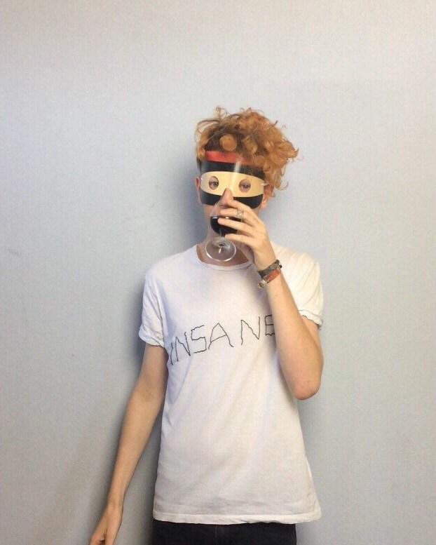 Insane (Tshirt bestickt) 2fCdl