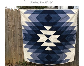 Kilim With Kindness Quilt Pattern | PDF