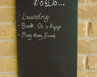 To Do List Hanging Chalkboard