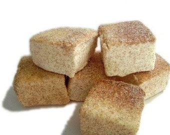 Vanilla Cinnamon Sugar Marshmallows