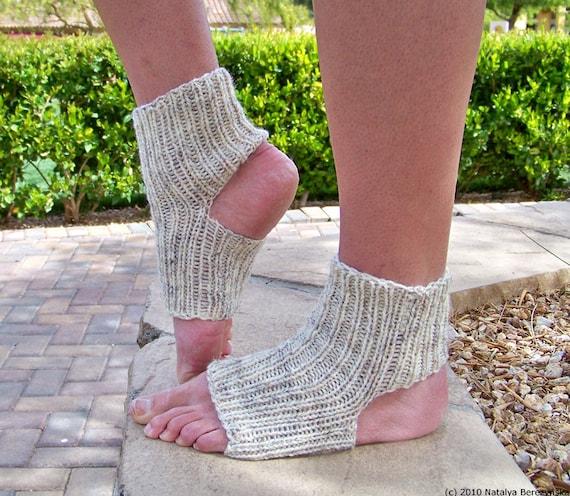 Knitting Pattern Knit Socks Pattern Yoga Socks Knit Sock