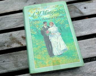Anne of Green Gables Books, Lucy Maud Montgomery, Anne's House of Dreams, Hardcover, seaside cottage story after the wedding