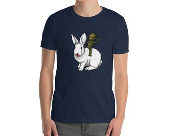 Dynamite Groot Riding Rabbit  T-Shirt