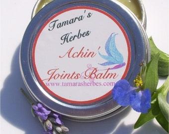 Achin' Joints Herbal Salve