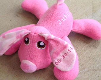 Memory Puppy Dog - Keepsake Plush - Made to Order