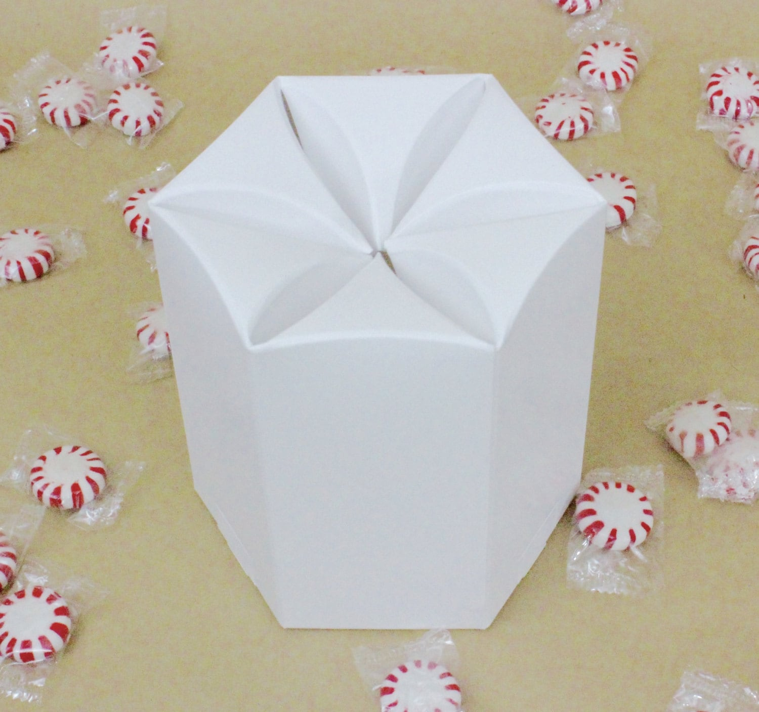 Twelve Gift boxes, Christmas Gift Boxes, Holiday Gift Boxes, Cookie ...