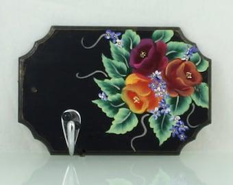 Decorative wall hook Key Hook, Key Hook For Wall, Key Holder, Key Holder For Wall Key Hanger, Shabby Chic Wall Decor