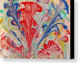 Abstract - Flower Burst