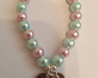 Baby loss bracelets