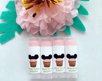 Disney MAIN STREET BAKERY Flavored Lip Balm, Disney Lip Balm, Main Street, Disneyworld