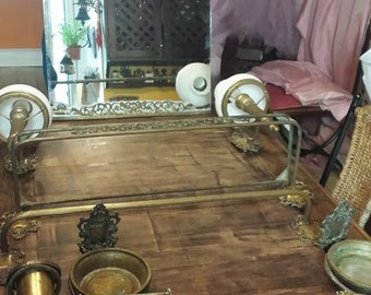 old italian bath service