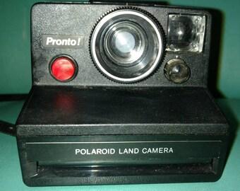1970's Polaroid pronto instant camera