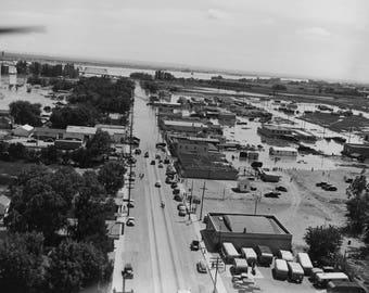 1948 Columbia River Flood, Kennewick, WA