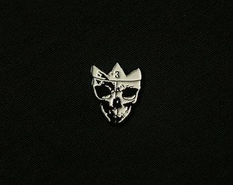 Crowned skull - PIN