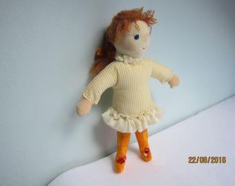 Stardust Guardian Angel, Angel doll, Fiber Angel doll, angel, Waldorf inspired, Christmas, Baptism, baby shower, Stocking Stuffer