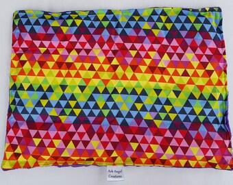 1kg Weighted Sensory Blanket, Autism Blanket, ADHD Blanket, Calming Blanket, Anxiety Blanket, Relaxing, Montessori Inspired