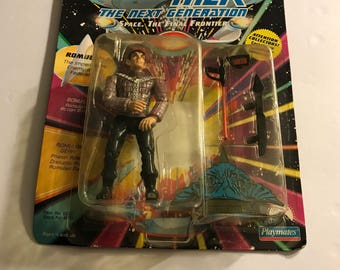 Romulan Star Trek The Next Generation Action Figure