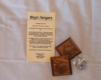 Magic Hangers (2 pack)