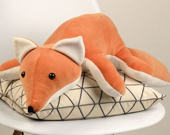 A Handsome Fox Pdf Sewing Pattern