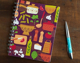 Cooking Journal, Blank Journal