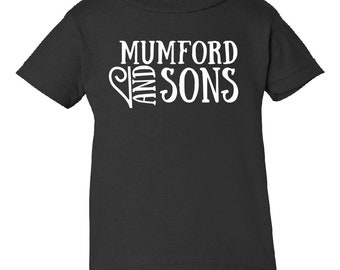 Mumford & Sons Infant Toddler Shirt