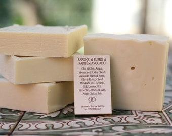 Soap Shea Butter and Avocado