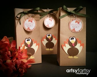 Thankful for you! Goodie Bags - 10ct.