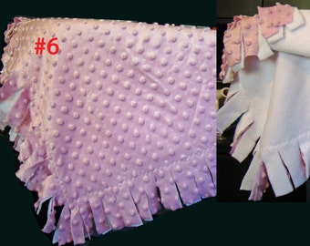 Newborn Size Baby Quilts 6-10
