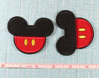 Girl Mouse Patch/Boy Mouse Patch