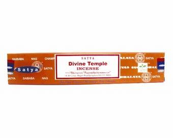 Divine Temple Incense Sticks
