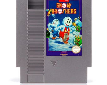 Snow Brothers (NES)