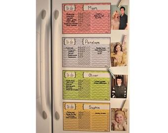 Chore Chart for Children