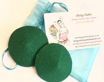 Glitter nipple tassel perfect for self custom and embellishment