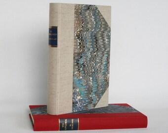 RESERVED - custom cloth cindings, case bindings, clothbound books, handmade books, bound to order, bookbinding, bespoke handbound books