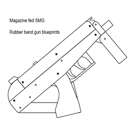 Magazine fed rubber band gun plans malvernweather Image collections