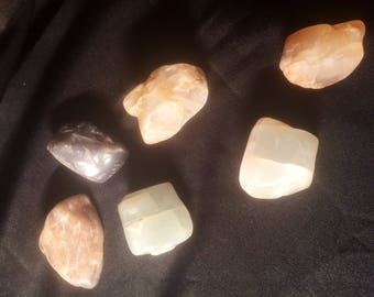 Tumbled Moonstone from India