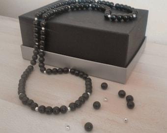 Silver Spotlight Necklace