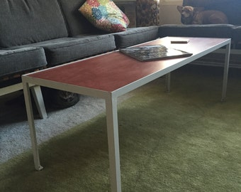 George Nelson Steel Frame Case Study Coffee Table Reproduction